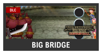 Super Smash Bros. Strife stage box - Big Bridge