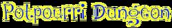 Potpourri Dungeon Logo