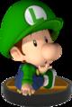 Baby Luigi - SSBStrife amiibo