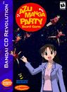 Azumanga Party Board Game Box Art 4