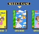 Super Hikari All-Stars Game Select Screen 1