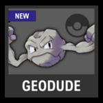 Super Smash Bros. Strife Pokémon box - Geodude