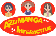Azumanga Interactive Logo 2 (Remake)