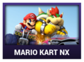 J-Games game box - Mario Kart NX