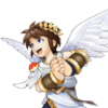 Pit - Kid Icarus SSB4 sprite 17
