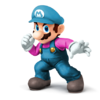 Super Smash Bros. Strife recolour - Mario 8