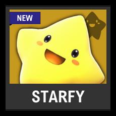 Super Smash Bros. Strife character box - Starfy