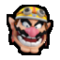 SSBStrife head icon - Wario 0