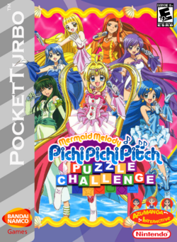 Mermaid Melody Puzzle Challenge Box Art
