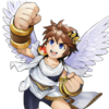 Pit - Kid Icarus SSB4 sprite 2