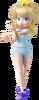 Super Smash Bros. Strife recolour - Peach 14