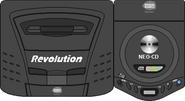 Bandai Neo-CD Revolution Console