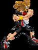 Super Smash Bros. Strife recolour - Neku 1
