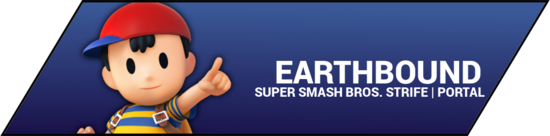 SSBStrife portal image - EarthBound