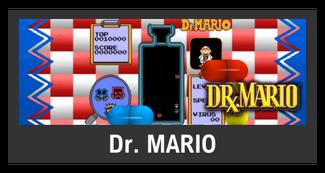 Super Smash Bros. Strife stage box - Dr. Mario