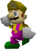 Super Smash Bros. Strife recolour - Mario 64 1
