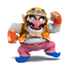 Super Smash Bros. Strife recolour - Wario 8