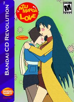 Azumanga Love Box Art