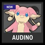 Super Smash Bros. Strife Pokémon box - Audino
