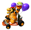 Brawl Sticker Bowser (Mario Kart 64)