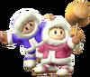 Super Smash Bros. Strife recolour - Ice Climbers 4