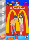 Miruchi and Yuka in McDonaldland Box Art 3