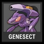 Super Smash Bros. Strife Pokémon box - Genesect