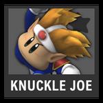 Super Smash Bros. Strife Assist box - Knuckle Joe