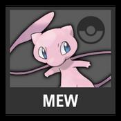 Super Smash Bros. Strife Pokémon box - Mew