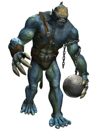 Moloch (Soul Fighter)