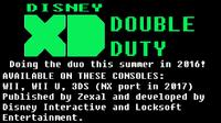 Disney XD Double Duty Banner