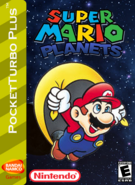Super Mario Planets Box Art 2