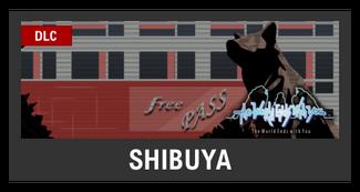Super Smash Bros. Strife stage box - Shibuya