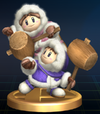 Ice Climbers - Brawl Trophy