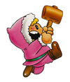 Brawl Sticker Nana (Ice Climber)