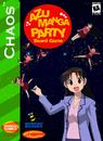Azumanga Party Board Game Box Art 5