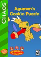 Agumon's Cookie Puzzle Box Art 2