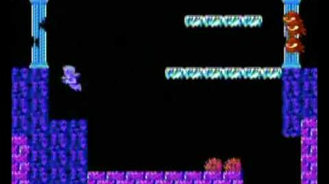 Kid Icarus - NES Gameplay