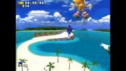 Sonic Adventure Dreamcast Emerald Coast 6