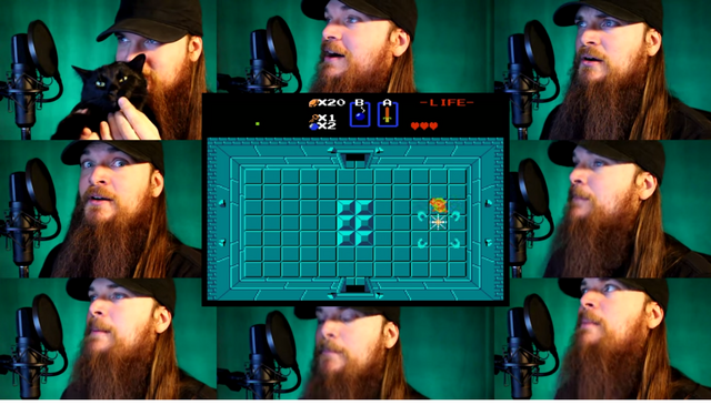 File:Smooth McGroove Legend of Zelda - Dungeon Theme Acapella Cat 3.png