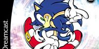 Sonic Adventure(Dreamcast)