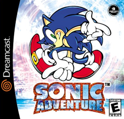 File:Sonic Adventure DreamCast Front Box Art.png