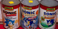 Sonic the Hedgehog Pasta(Franco-American)