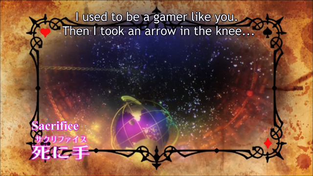 File:No Game No Life Arrow in the Knee.png