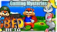 Gaming Mysteries Twelve Tales Conker 64 Bad Fur Day Beta (N64)
