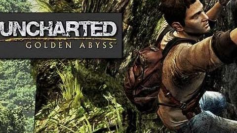 Uncharted Golden Abyss Gameplay Trailer (E3 2011)