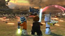 Lego Star Wars III- The Clone Wars