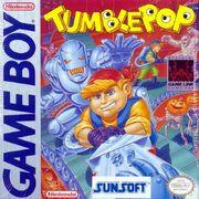 Tumble Pop (GB) - Portada.jpg
