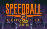 Speedball 2 título CD32
