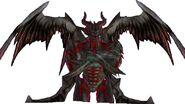 Castlevania Curse of Darkness Dracula sprite 2